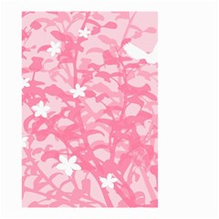 Plant Flowers Bird Spring Small Garden Flag (Two Sides)