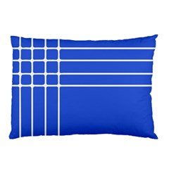 Stripes Pattern Template Texture Pillow Case