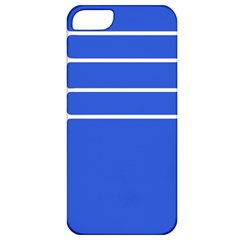 Stripes Pattern Template Texture Apple iPhone 5 Classic Hardshell Case