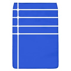 Stripes Pattern Template Texture Flap Covers (s)