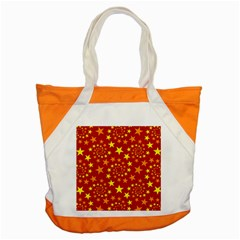 Star Stars Pattern Design Accent Tote Bag