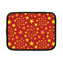 Star Stars Pattern Design Netbook Case (Small)