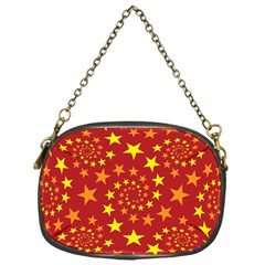 Star Stars Pattern Design Chain Purses (one Side)