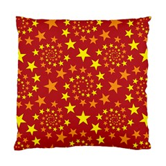 Star Stars Pattern Design Standard Cushion Case (two Sides)