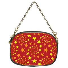 Star Stars Pattern Design Chain Purses (two Sides)