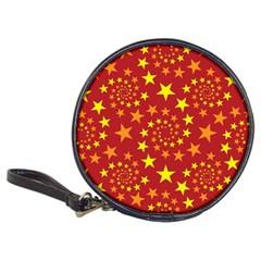 Star Stars Pattern Design Classic 20-CD Wallets