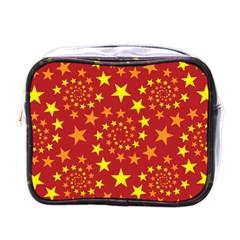 Star Stars Pattern Design Mini Toiletries Bags