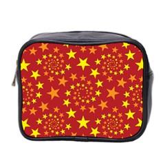 Star Stars Pattern Design Mini Toiletries Bag 2-Side