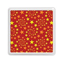Star Stars Pattern Design Memory Card Reader (square)