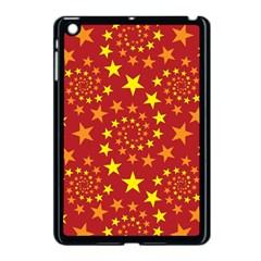 Star Stars Pattern Design Apple Ipad Mini Case (black)