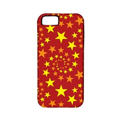 Star Stars Pattern Design Apple iPhone 5 Classic Hardshell Case (PC+Silicone)