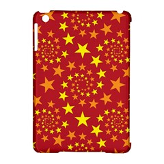 Star Stars Pattern Design Apple Ipad Mini Hardshell Case (compatible With Smart Cover)