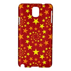 Star Stars Pattern Design Samsung Galaxy Note 3 N9005 Hardshell Case