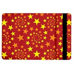 Star Stars Pattern Design Ipad Air 2 Flip