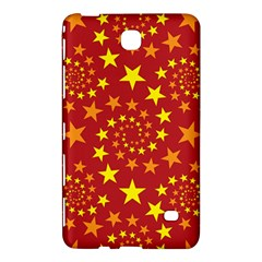 Star Stars Pattern Design Samsung Galaxy Tab 4 (7 ) Hardshell Case