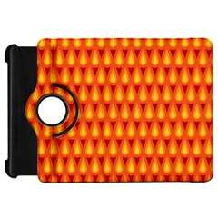 Simple Minimal Flame Background Kindle Fire HD 7