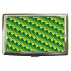 Dragon Scale Scales Pattern Cigarette Money Cases