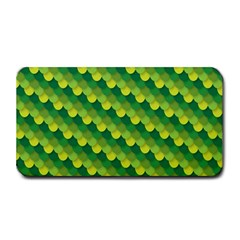 Dragon Scale Scales Pattern Medium Bar Mats