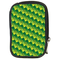 Dragon Scale Scales Pattern Compact Camera Cases