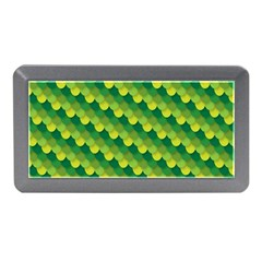 Dragon Scale Scales Pattern Memory Card Reader (Mini)
