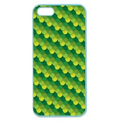 Dragon Scale Scales Pattern Apple Seamless iPhone 5 Case (Color)