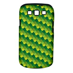 Dragon Scale Scales Pattern Samsung Galaxy S III Classic Hardshell Case (PC+Silicone)