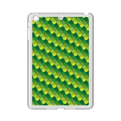 Dragon Scale Scales Pattern iPad Mini 2 Enamel Coated Cases