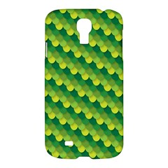 Dragon Scale Scales Pattern Samsung Galaxy S4 I9500/i9505 Hardshell Case