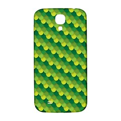 Dragon Scale Scales Pattern Samsung Galaxy S4 I9500/i9505  Hardshell Back Case