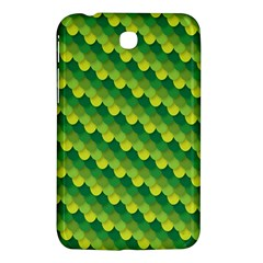 Dragon Scale Scales Pattern Samsung Galaxy Tab 3 (7 ) P3200 Hardshell Case