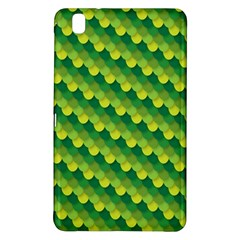Dragon Scale Scales Pattern Samsung Galaxy Tab Pro 8 4 Hardshell Case