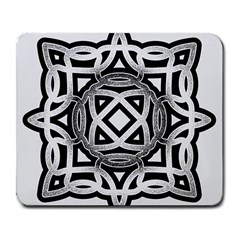 Celtic Draw Drawing Hand Draw Large Mousepads