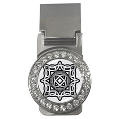 Celtic Draw Drawing Hand Draw Money Clips (CZ)