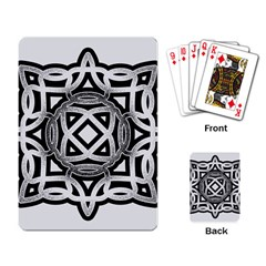 Celtic Draw Drawing Hand Draw Playing Card