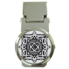 Celtic Draw Drawing Hand Draw Money Clip Watches