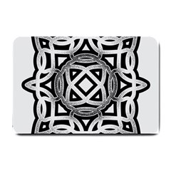 Celtic Draw Drawing Hand Draw Small Doormat