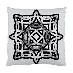Celtic Draw Drawing Hand Draw Standard Cushion Case (One Side)