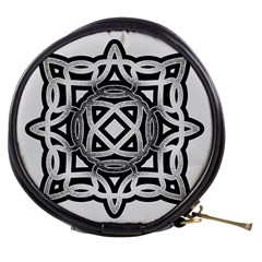 Celtic Draw Drawing Hand Draw Mini Makeup Bags