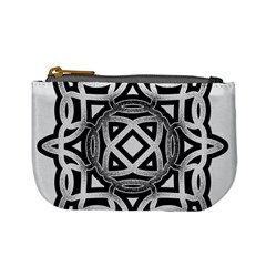 Celtic Draw Drawing Hand Draw Mini Coin Purses