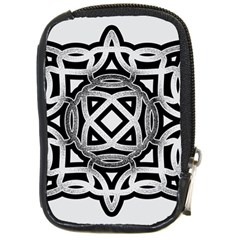 Celtic Draw Drawing Hand Draw Compact Camera Cases