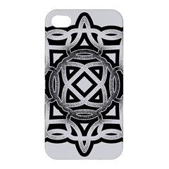 Celtic Draw Drawing Hand Draw Apple iPhone 4/4S Hardshell Case