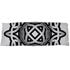 Celtic Draw Drawing Hand Draw Body Pillow Case Dakimakura (Two Sides)