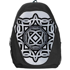 Celtic Draw Drawing Hand Draw Backpack Bag