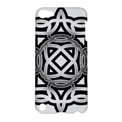 Celtic Draw Drawing Hand Draw Apple iPod Touch 5 Hardshell Case