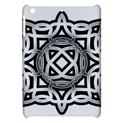 Celtic Draw Drawing Hand Draw Apple iPad Mini Hardshell Case