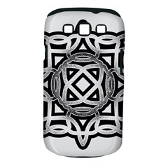 Celtic Draw Drawing Hand Draw Samsung Galaxy S Iii Classic Hardshell Case (pc+silicone)