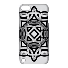 Celtic Draw Drawing Hand Draw Apple iPod Touch 5 Hardshell Case with Stand