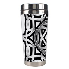 Celtic Draw Drawing Hand Draw Stainless Steel Travel Tumblers