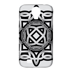 Celtic Draw Drawing Hand Draw Samsung Galaxy S4 Classic Hardshell Case (pc+silicone)
