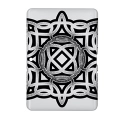 Celtic Draw Drawing Hand Draw Samsung Galaxy Tab 2 (10.1 ) P5100 Hardshell Case